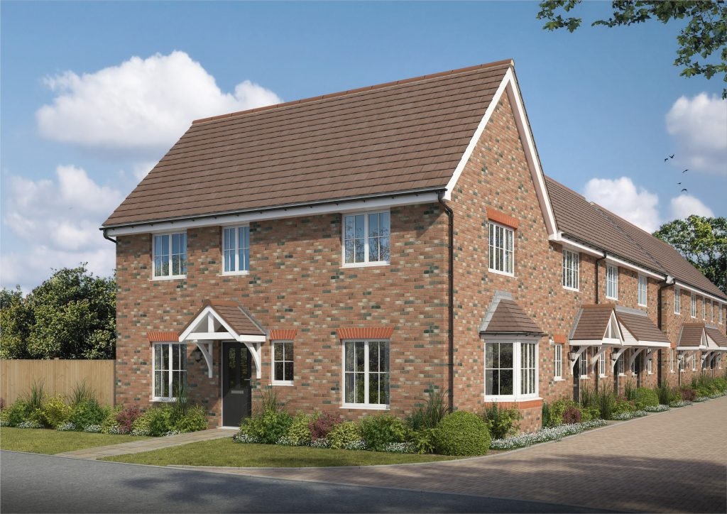 Golding Places Shared Ownership Sutton Valence Plot 9 Greensand Meadows