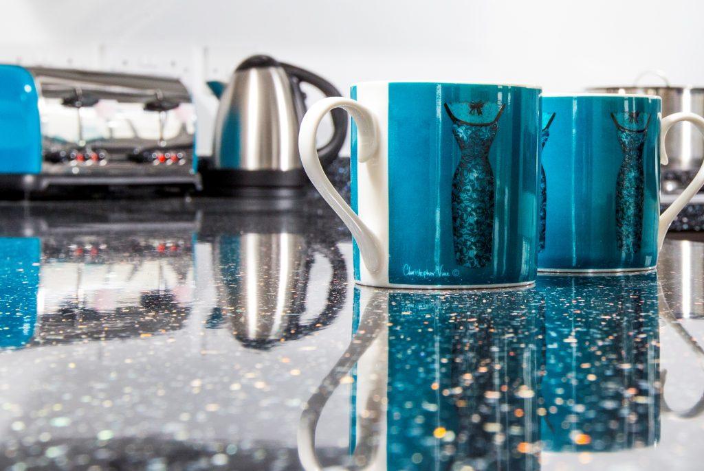 Internal Shot Cup & Toaster