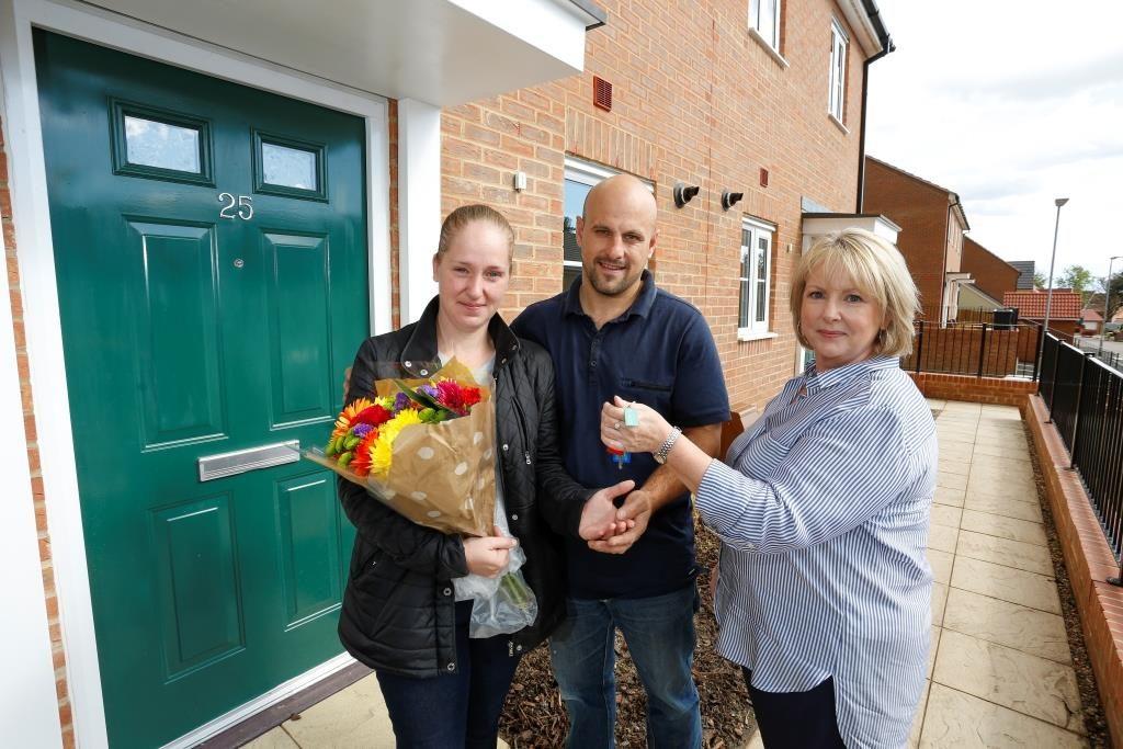 100th Shared Ownership Home Dartford