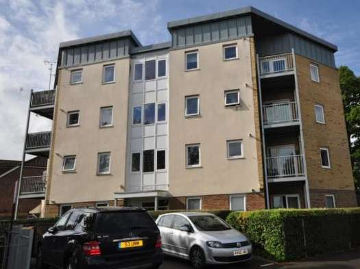 Golding Places Apartment for Rent 2 beds Maidstone Rosewood House External