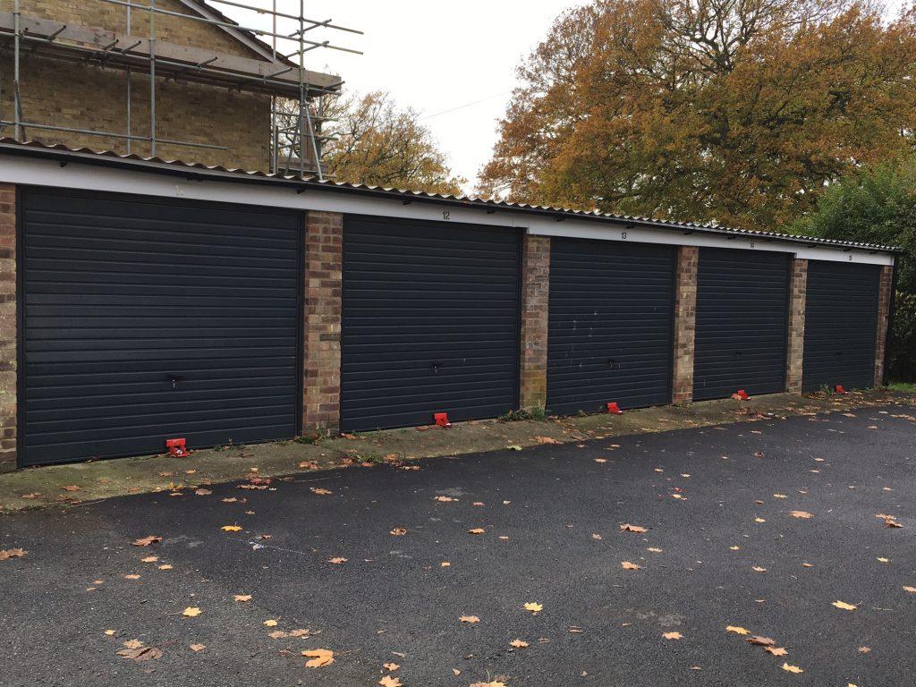 Penfold Close Garages